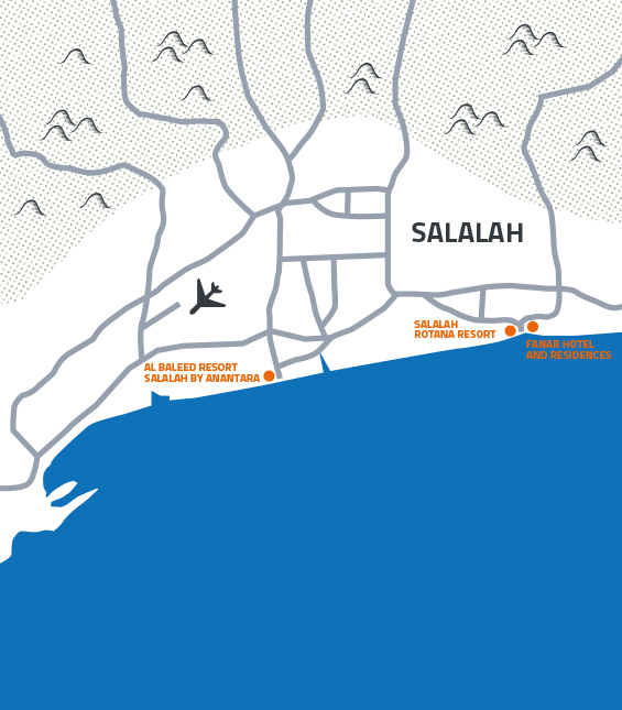 Karte Oman Salalah.Salalah Mit Kindern Hideaway4you Reisen