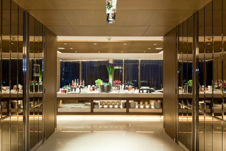 Eastin Grand Hotel Sathorn Executive Lounge