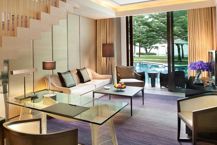 Siam kempinski hotel bangkok hotel bangkok thailand hideaway4you