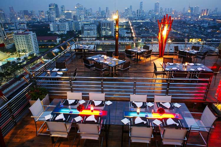 Top Ten Restaurants In Bangkok