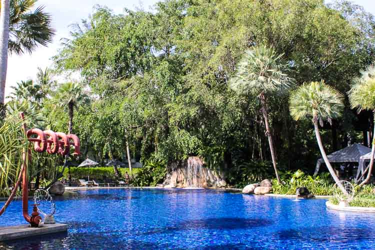 the slate ehem indigo pearl hotel phuket thailand. Black Bedroom Furniture Sets. Home Design Ideas